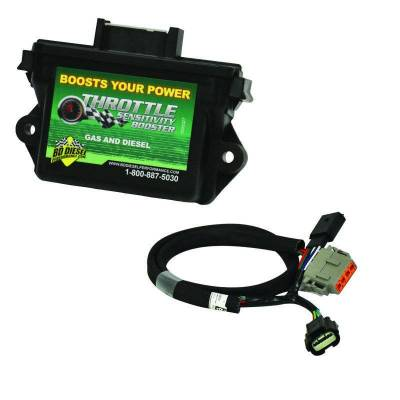 Tuners And Programmers - Accessories And Switches - BD Diesel - BD Diesel Throttle Sensitivity Booster - Dodge/Ford/Jeep 1057732