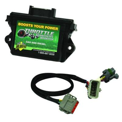 Tuners And Programmers - Accessories And Switches - BD Diesel - BD Diesel Throttle Sensitivity Booster - Chevy/GMC 1057735