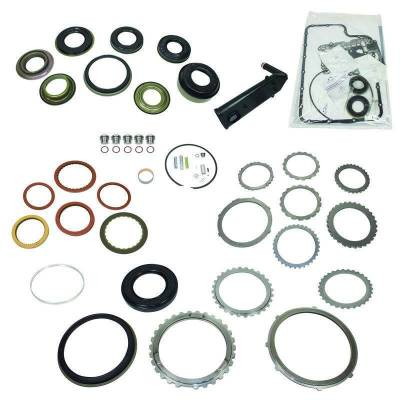 Transmission - Transmission Overhaul Kits And Parts - BD Diesel - BD Diesel Built-It Trans Kit Ford 2003-2004 5R110 Stage 4 Master Rebuild Kit 1062134