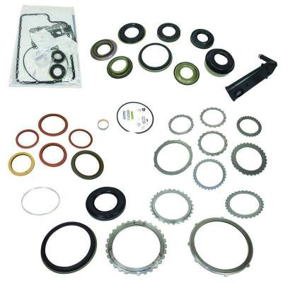 BD Diesel - BD Diesel Built-It Trans Kit Ford 2005-2007 5R110 Stage 4 Master Rebuild Kit 1062144