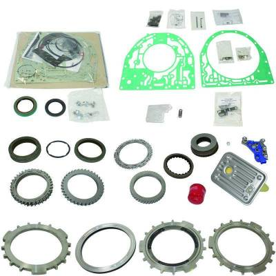 Transmission - Transmission Overhaul Kits And Parts - BD Diesel - BD Diesel Built-It Trans Kit Chevy 2000-2004 LB7 Allison Stage 4 Master Rebuild Kit 1062204