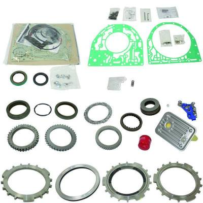 Transmission - Transmission Overhaul Kits And Parts - BD Diesel - BD Diesel Built-It Trans Kit Chevy 2004-2006 LLY Allison Stage 4 Master Rebuild Kit 1062214