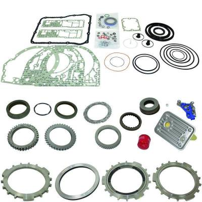 Transmission - Transmission Overhaul Kits And Parts - BD Diesel - BD Diesel Built-It Trans Kit Chevy 2006-2007 LBZ 6spd Allison Stage 4 Master Rebuild Kit 1062224