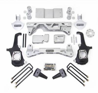 ReadyLift - ReadyLift 2WD ONLY LIFT KIT 5-6in. FRONT 4in. REAR 44-3254 - Image 2