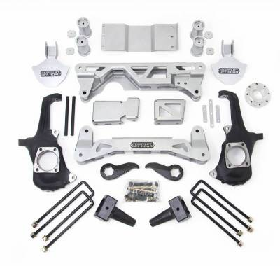 ReadyLift - ReadyLift 2WD ONLY LIFT KIT 7-8in. FRONT 5in. REAR 44-3255 - Image 2