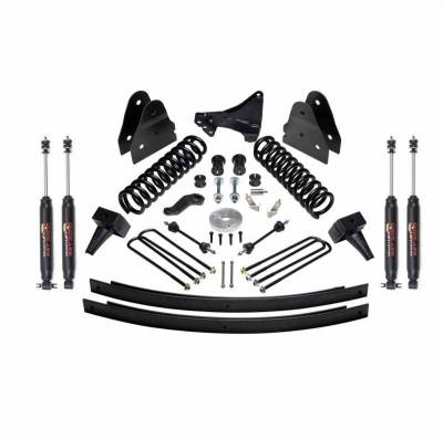 Steering And Suspension - Lift Kits/Leveling Kits - ReadyLift - ReadyLift 5in. LIFT KIT SERIES 1 W/ SHOCKS 49-2110