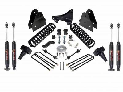 Steering And Suspension - Lift Kits/Leveling Kits - ReadyLift - ReadyLift 5in. LIFT KIT SERIES 1 W/ SHOCKS 49-2120
