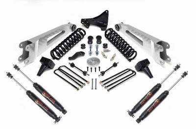 Steering And Suspension - Lift Kits/Leveling Kits - ReadyLift - ReadyLift 5in. LIFT KIT SERIES 2 W/ SHOCKS 49-2121