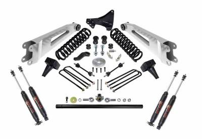 Steering And Suspension - Lift Kits/Leveling Kits - ReadyLift - ReadyLift 5in. LIFT KIT SERIES 3 W/ SHOCKS 49-2122