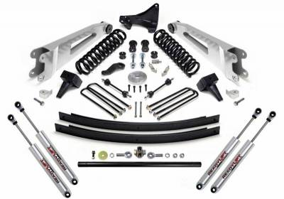 Steering And Suspension - Lift Kits/Leveling Kits - ReadyLift - ReadyLift 6.5in. Lift Kit Series 3 49-2612