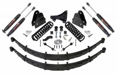 Steering And Suspension - Lift Kits/Leveling Kits - ReadyLift - ReadyLift 6.5in. LIFT KIT SERIES 1 W/ SHOCKS 49-2700