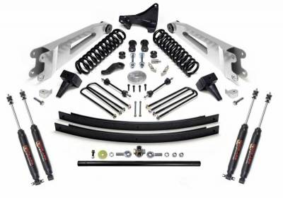 Steering And Suspension - Lift Kits/Leveling Kits - ReadyLift - ReadyLift 6.5in. LIFT KIT SERIES 3 W/ SHOCKS 49-2712