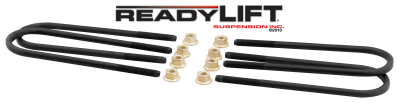Ford/Powerstroke - Steering And Suspension - ReadyLift - ReadyLift U-BOLT KIT ROUND BACK 365MM LONG 67-2094UB