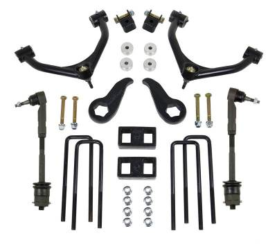 ReadyLift - ReadyLift SST LIFT KIT 4.0in. FRONT A-ARM 2.0in. REAR  KIT 69-3412 - Image 1