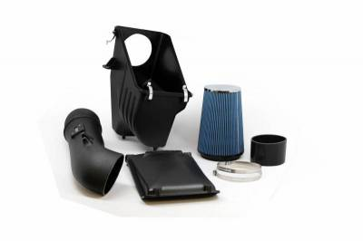 Air Intakes And Parts - Cold Air Intakes - Bully Dog - Bully Dog Rapid Flow Intake, enclosed, Molded XLPE, Stage 2 51104