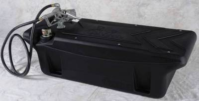Titan Fuel Tanks - Titan Fuel Tanks 60 Gallon*, In-Bed, Diesel Transfer Tank with 12 Volt Pump and Nozzle 5310060