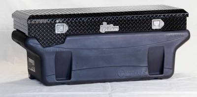 Titan Fuel Tanks - Titan Fuel Tanks Compact Black Diamond Toolbox 99 0118 0000