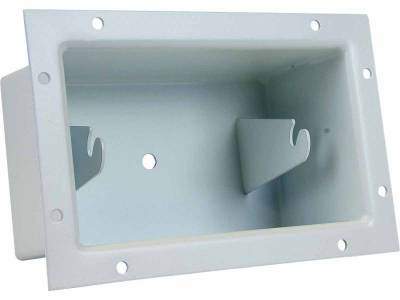 "Interior Accessories - Rigid Industries - Rigid Industries 4"" E-Series Flush Mount Bucket- White 40010W"