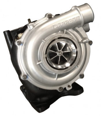 Turbos - Single Turbo - Fleece Performance - Fleece Performance 63mm Billet Duramax VNT Cheetah Turbocharger FPE-LMM-VNT63-BW