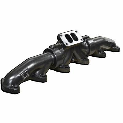 Exhaust Systems And Components - Manifolds - ATS 2049302164 Pulse Flow Exhaust Manifold