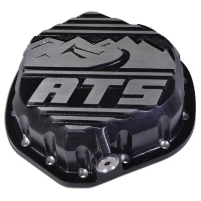 Differential - Diff Covers - ATS 4029156248 Protector Rear Differential Cover