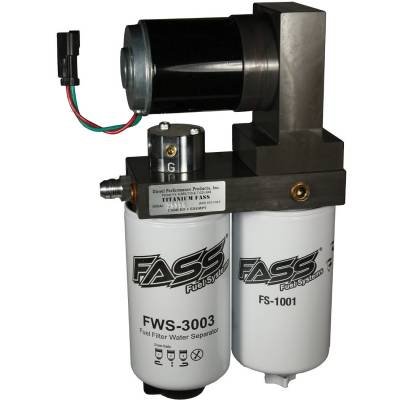Fuel System - Lift Pumps - FASS Lift Pumps