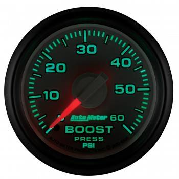Auto Meter - Autometer Factory Match Boost Gauge 60psi - Image 2