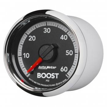 Auto Meter - Autometer Factory Match Boost Pressure 60psi - Image 2