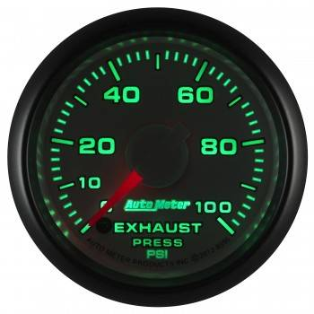 Auto Meter - Autometer Factory Match Electronic Exhaust Back Pressure 100psi - Image 4