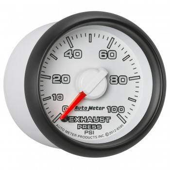 Auto Meter - Autometer Factory Match Electronic Exhaust Back Pressure 100psi - Image 5