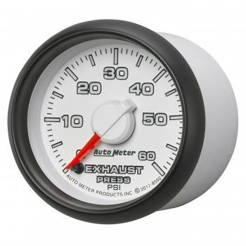 Auto Meter - Autometer Factory Match Electronic Exhaust Back Pressure 60psi - Image 2