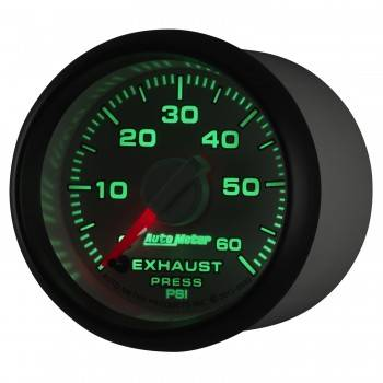 Auto Meter - Autometer Factory Match Electronic Exhaust Back Pressure 60psi - Image 3