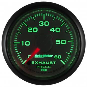 Auto Meter - Autometer Factory Match Electronic Exhaust Back Pressure 60psi - Image 4