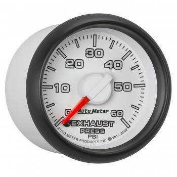 Auto Meter - Autometer Factory Match Electronic Exhaust Back Pressure 60psi - Image 5