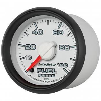 Auto Meter - Autometer Factory Match Fuel Pressure Gauge 100psi - Image 2