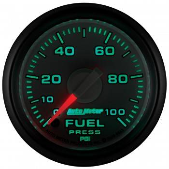 Auto Meter - Autometer Factory Match Fuel Pressure Gauge 100psi - Image 3
