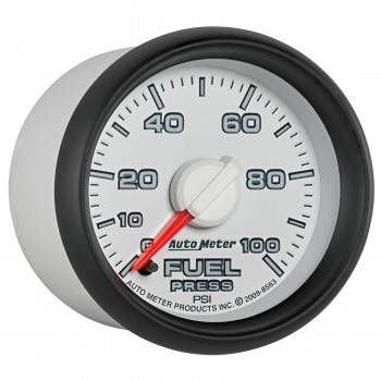Auto Meter - Autometer Factory Match Fuel Pressure Gauge 100psi - Image 4