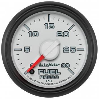 Auto Meter - Autometer Factory Match Fuel Pressure Gauge 30psi - Image 1