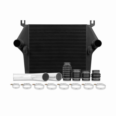 Intercoolers And Piping - Intercoolers - Mishimoto - Mishimoto 5.9L Cummins Intercooler Kit, 2003-2007