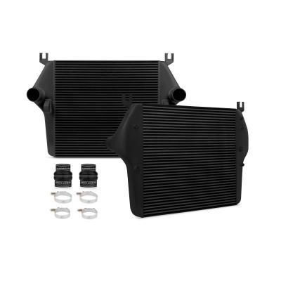 Intercoolers And Piping - Intercoolers - Mishimoto - Mishimoto 5.9L/6.7 Cummins Intercooler, 2003-2009