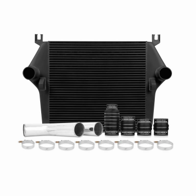 Intercoolers And Piping - Intercoolers - Mishimoto - Mishimoto 6.7L Cummins Intercooler Kit, 2007.5-2009