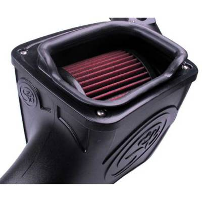 S&B Filters - S&B Filters Cold Air Intake Kit 03-07 Ford 6.0L Powerstroke - Image 5