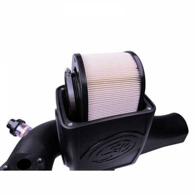 S&B Filters - S&B Filters Cold Air Intake Kit 03-07 Ford 6.0L Powerstroke DRY - Image 6