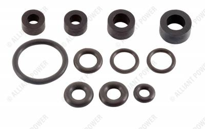 Fuel System - Injector Lines And Replacement Parts - Alliant Power - Fuel Filter Drain Valve Kit