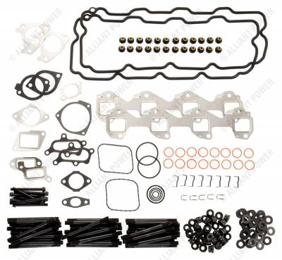 Engine Parts - Gaskets And Seals - Alliant Power - Head Installation Kit w/ ARP Studs - 6.6L LB7 Duramax
