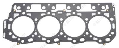 Engine Parts - Gaskets And Seals - Alliant Power - Head Gasket 1.00 mm Grade B Left 2001-2015 6.6L Duramax