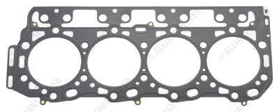 Engine Parts - Gaskets And Seals - Alliant Power - Head Gasket 1.00 mm Grade B Right 2001-2015 6.6L Duramax
