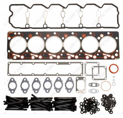 Engine Parts - Gaskets And Seals - Alliant Power - Head Gasket Kit w/ ARP Studs - Dodge 5.9L ISB