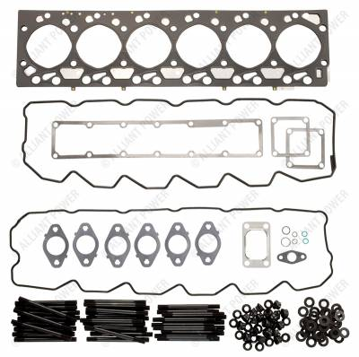 Engine Parts - Gaskets And Seals - Alliant Power - Head Gasket Kit w/ ARP Studs - Dodge 5.9L ISB 1.10 mm