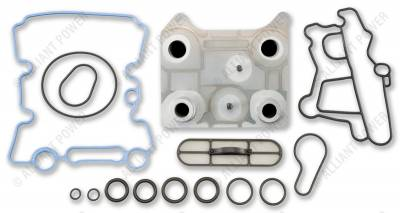 Alliant Power - Engine Oil Cooler Kit